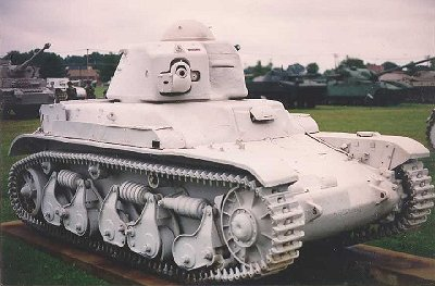 French Tanks Of World War Ii
