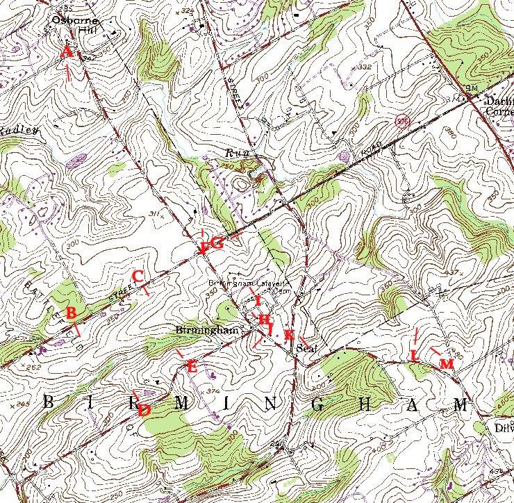 brandywine battlefield map - photo #24