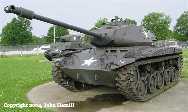 M 41 Walker Bulldog And M 42 Duster